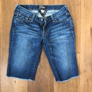 Lucky Brand Jean Shorts!!
